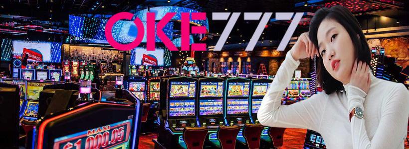 cara menang slot online oke777