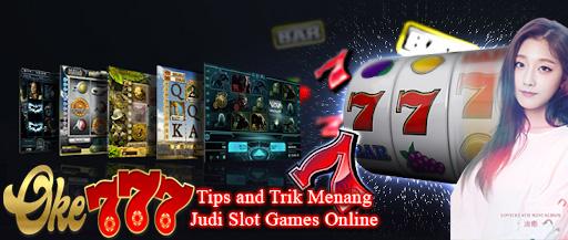 Tips dan trik untuk pemula bermain judi slot online